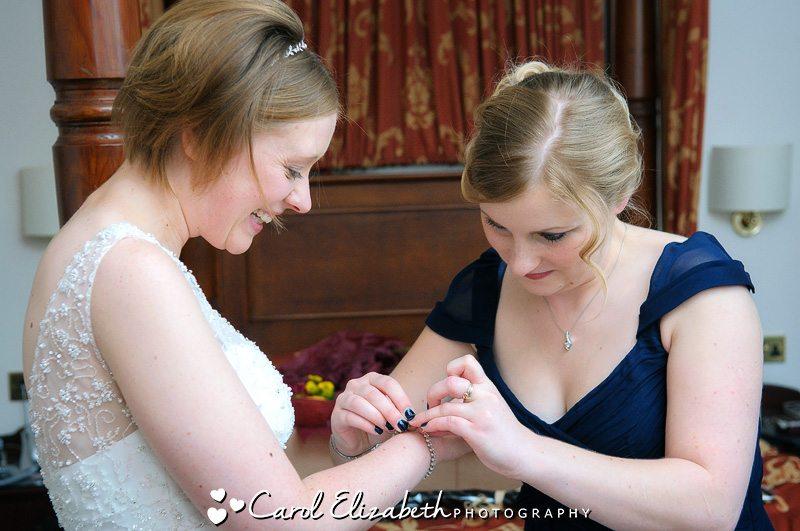 Informal wedding photographer in Oxfordshire