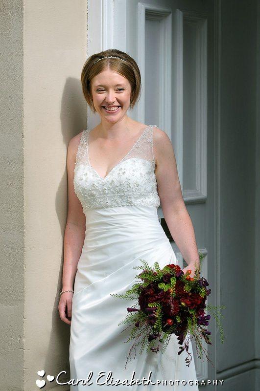 Wedding photos at Steventon House