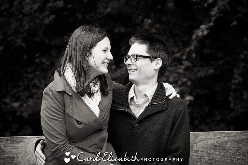 Oxford pre-wedding photos