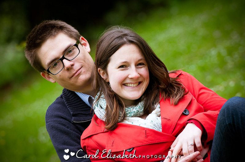 Informal and fun wedding photography in Oxford