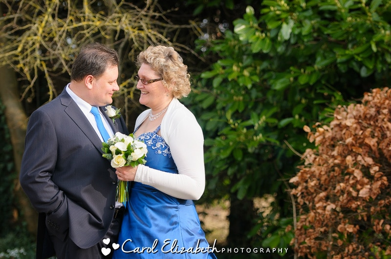 Mature wedding couple photographer in Oxfordshire