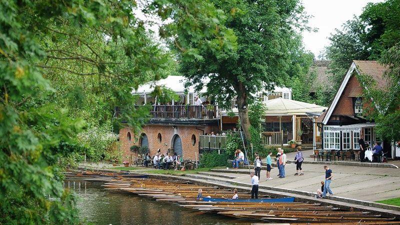 Cherwell Boathouse Wedding Photography