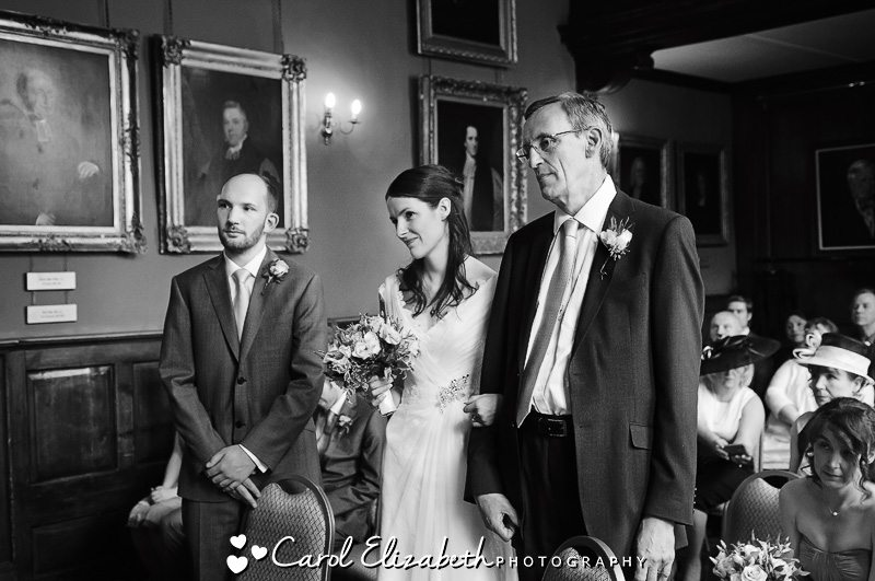 Wedding at Oxford University