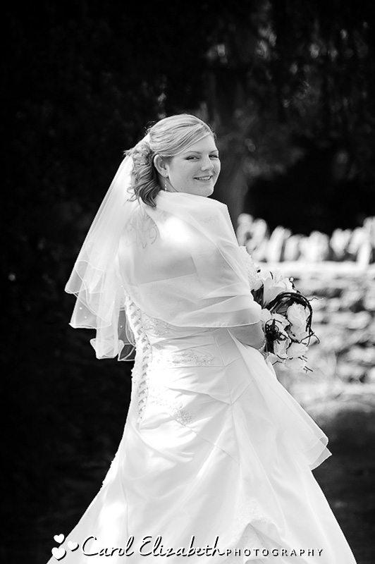 Wedding photos at Hawkwell House