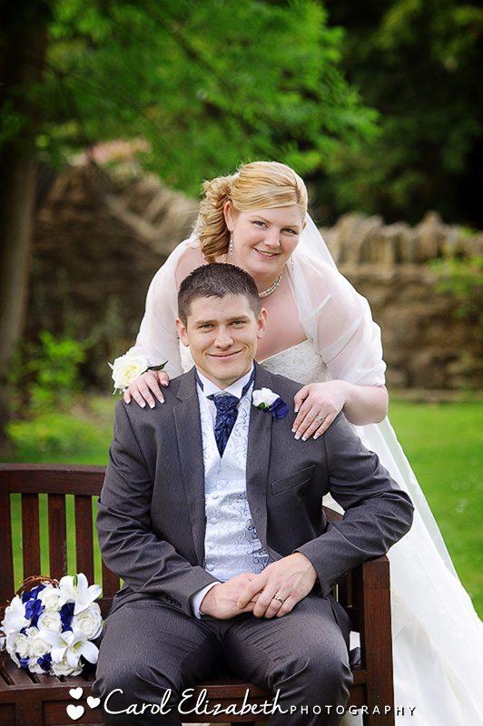 Oxford wedding at Hawkwell House