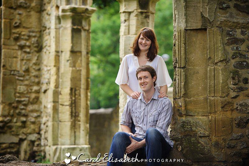 Professional wedding photographer in Newbury