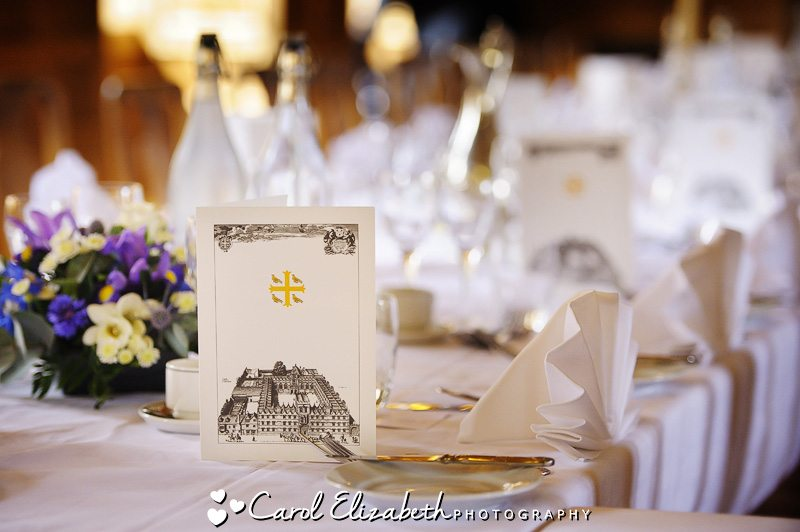 Oxford College wedding at University College Oxford wedding photographer