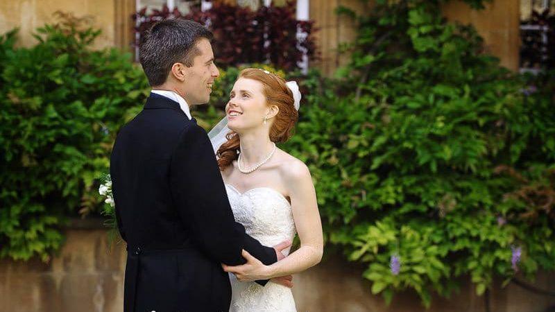 Oxford University wedding photographer