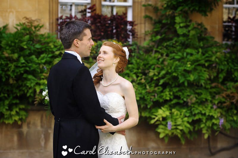 Oxford University wedding photographer