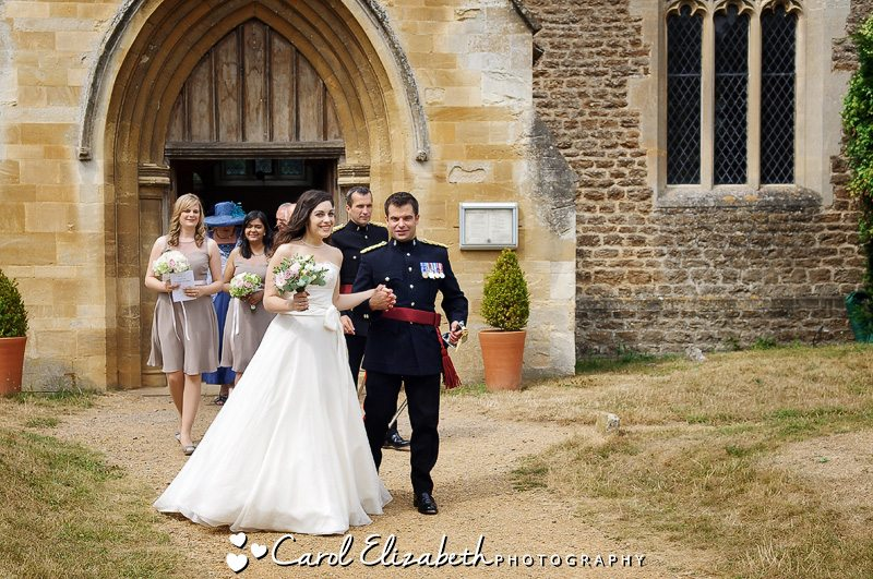 Wedding photographer in Bicester