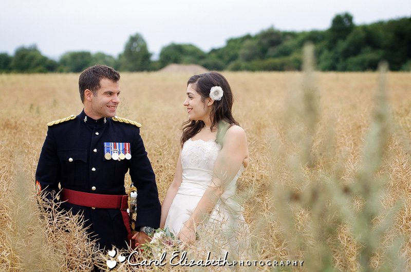 Relaxed wedding photography in Oxford
