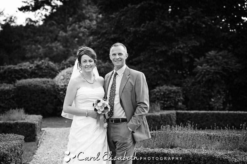 oxford wedding photo at four pillars sandford