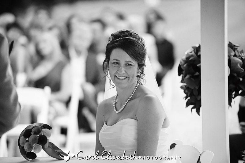 bridal portrait in oxford