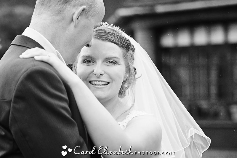 Professional wedding photographer in Abingdon