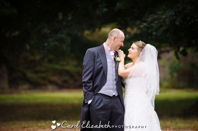 Classic wedding photography at Milton Hill House wedding