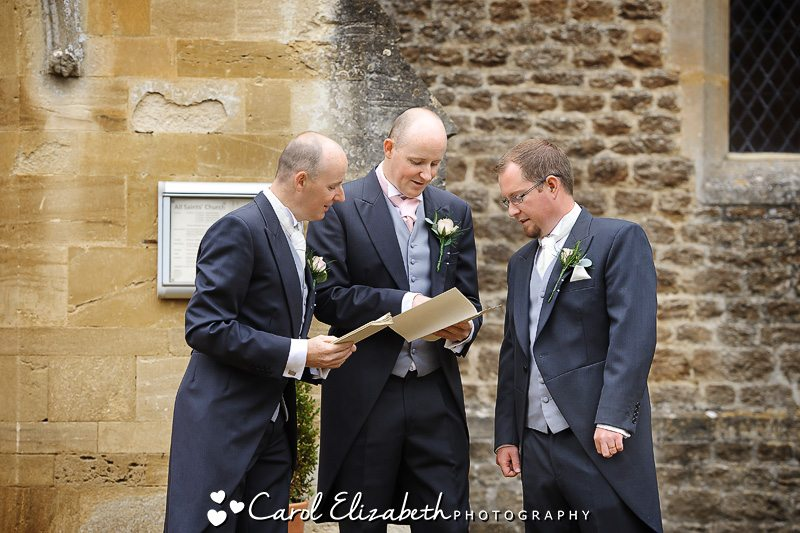 Reportage wedding photographer in Oxford