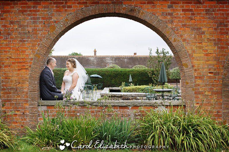 Milton Hill House weddings by Carol Elizabeth Photography