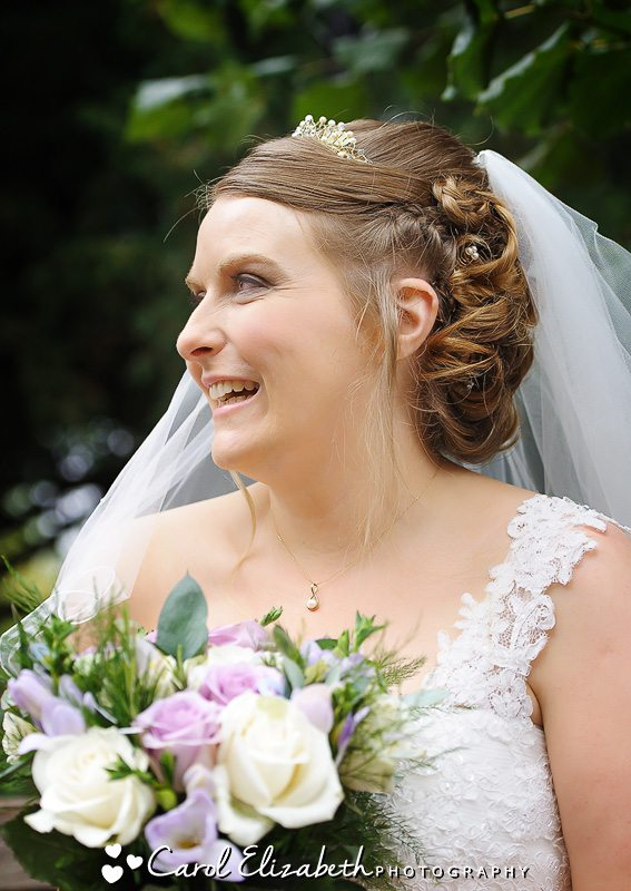 Bride in Oxfordshire