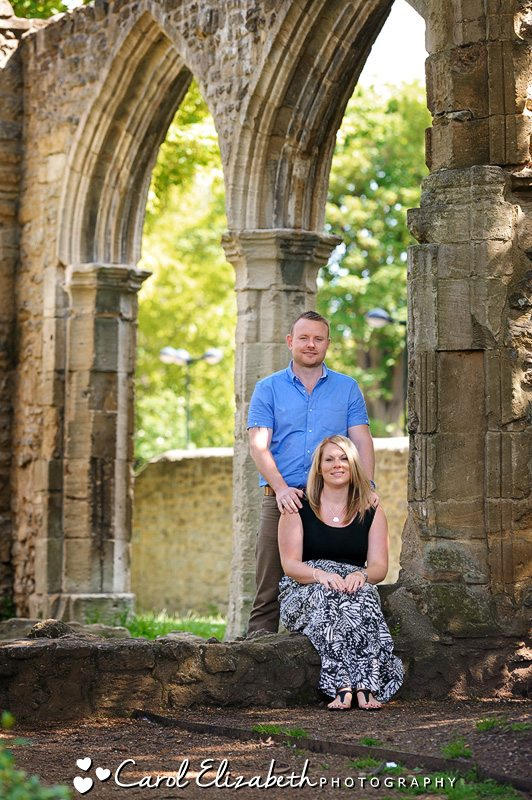Relaxed wedding photographer Abingdon