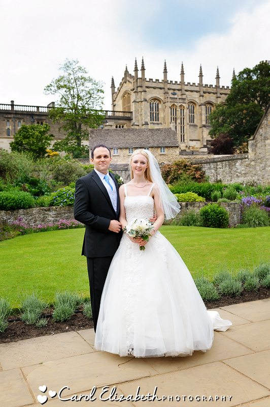 Weddings in Oxfordshire - Oxford wedding by Carol Elizabeth Photography