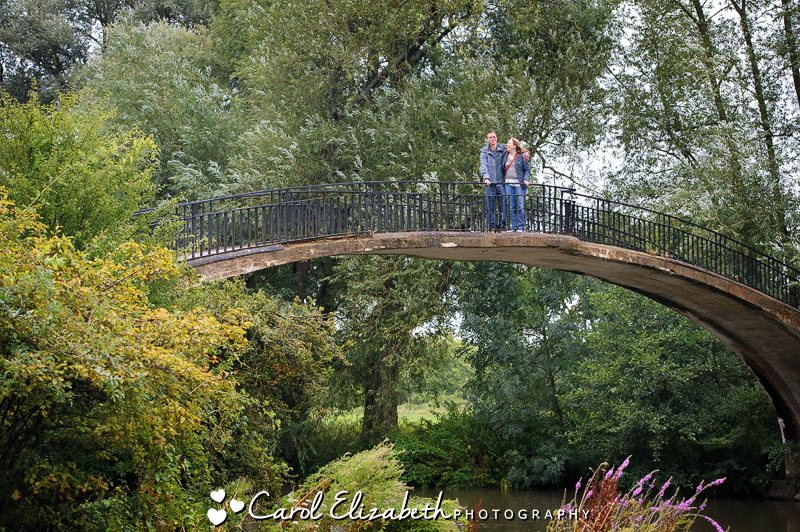 Engagement photography session in Oxford