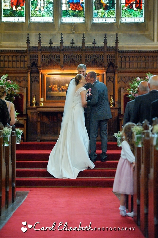 Weddings at Oxford University and Harris Manchester College weddings