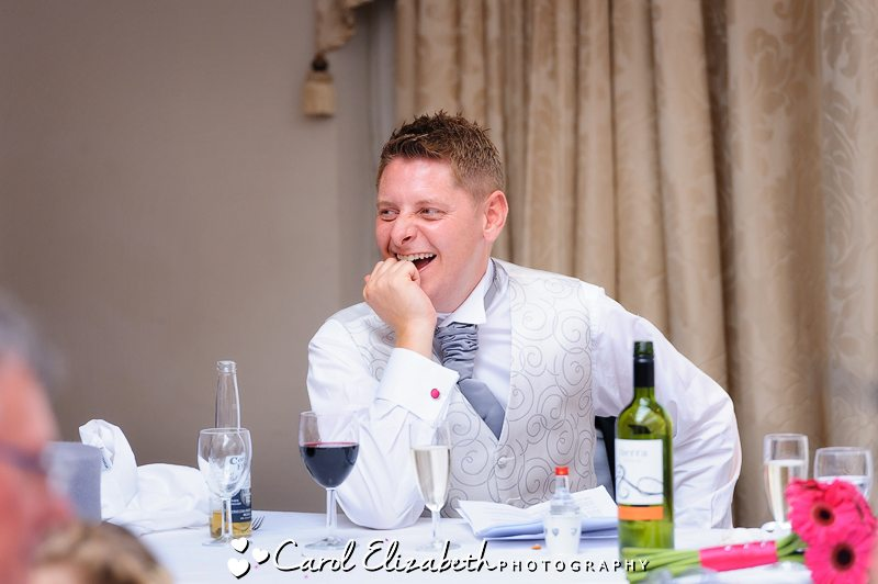 Wedding speeches - best man