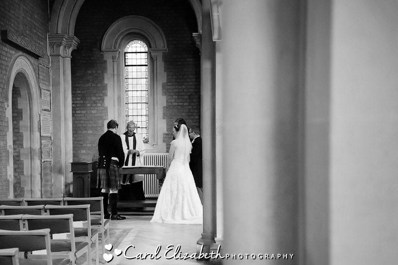 Wedding at Cherwell Boathouse - Oxford University wedding