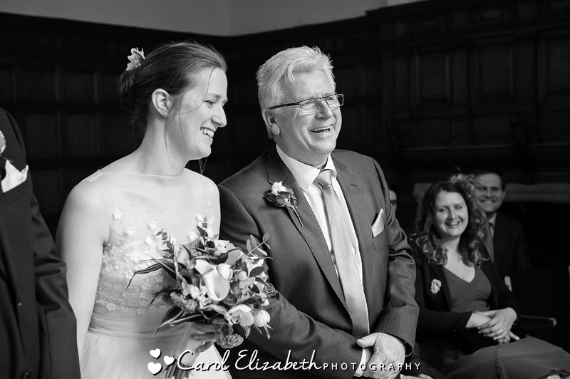 Oxford Town Hall Wedding photography