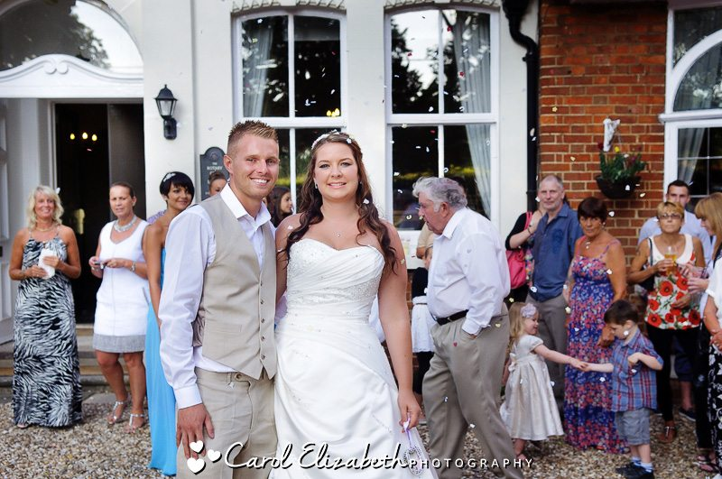 Natural and relaxed weddings at Steventon House Hotel in Oxfordshire
