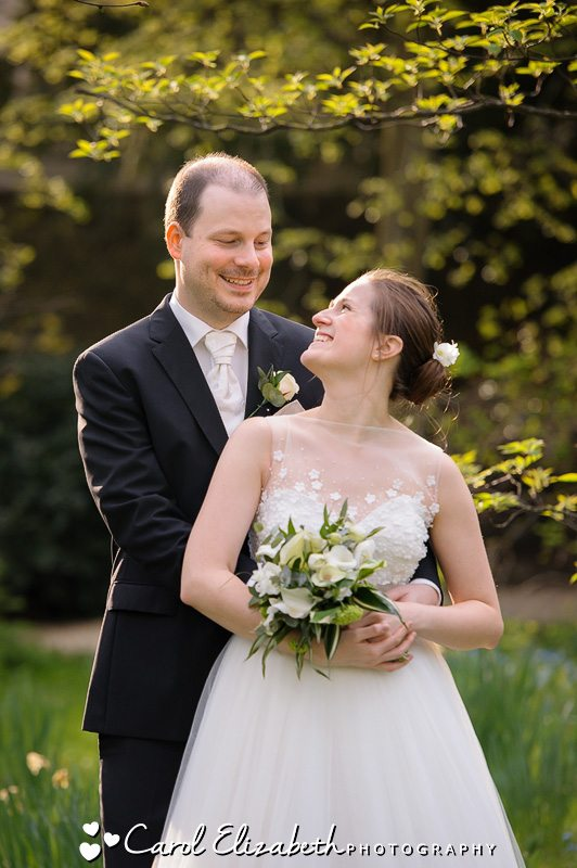 Informal wedding photography - Trinity College weddings