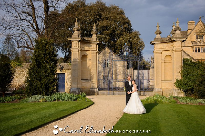Oxford College wedding photographer - Trinity College weddings