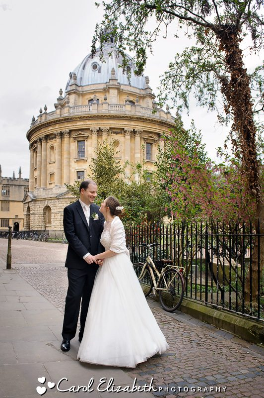Professional wedding photography in Oxfordshire