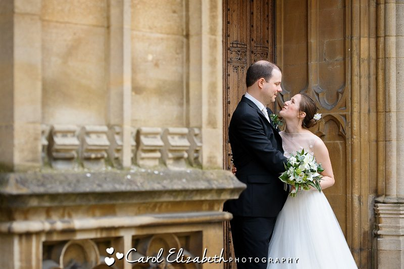Wedding at the Bodleian Library - Oxford wedding photography