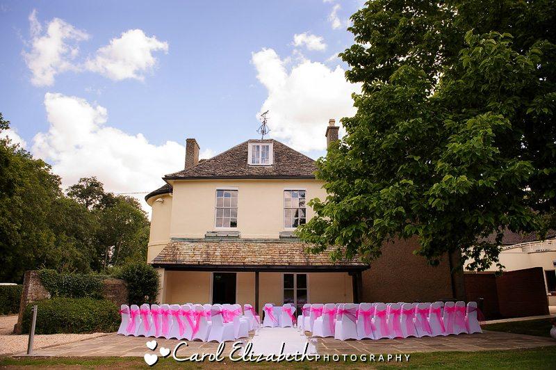 Sudbury House Faringdon wedding photography