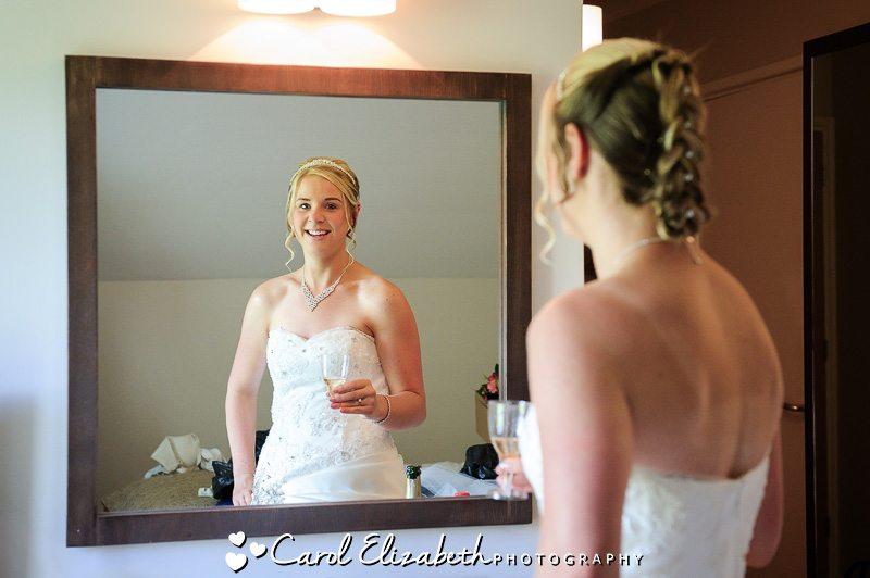 Wedding photography at Sudbury House