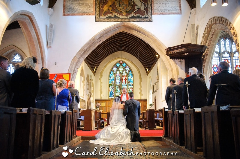 Church weddings in Oxfordshire