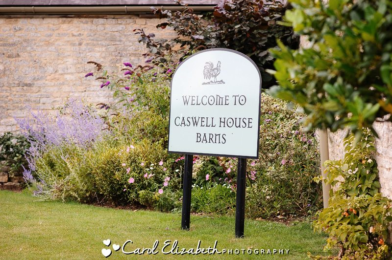 Caswell House Barns weddings