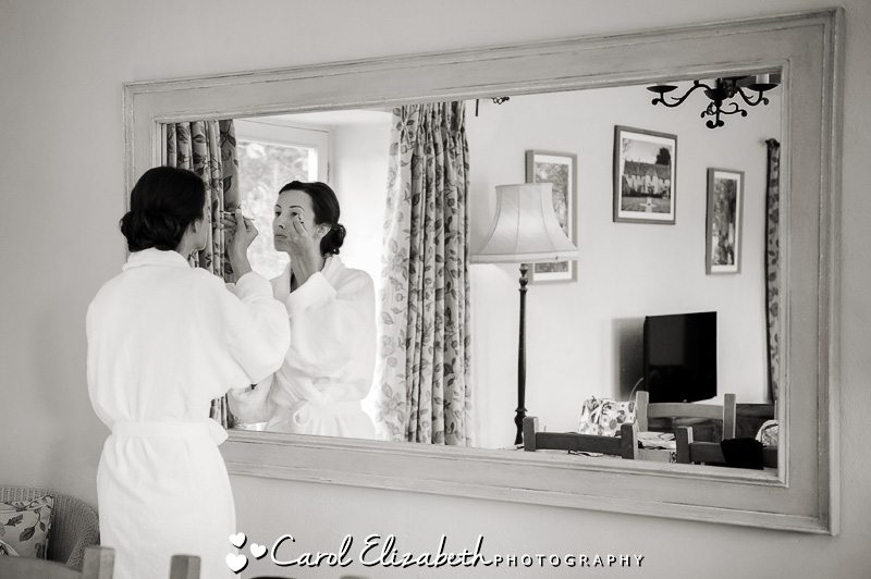 Wedding photos at Caswell House