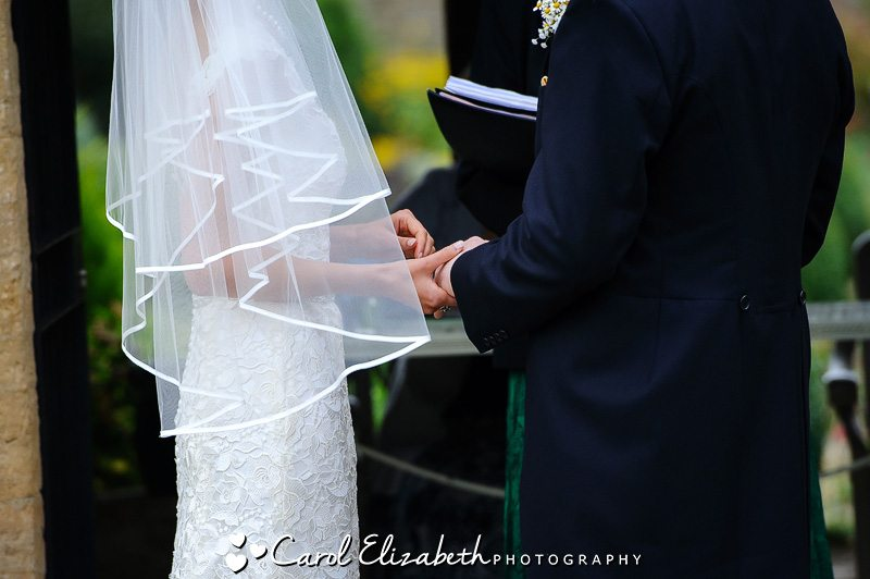 Informal wedding photographer