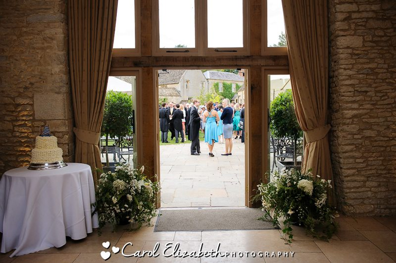 Wedding photographer Oxford - Caswell House