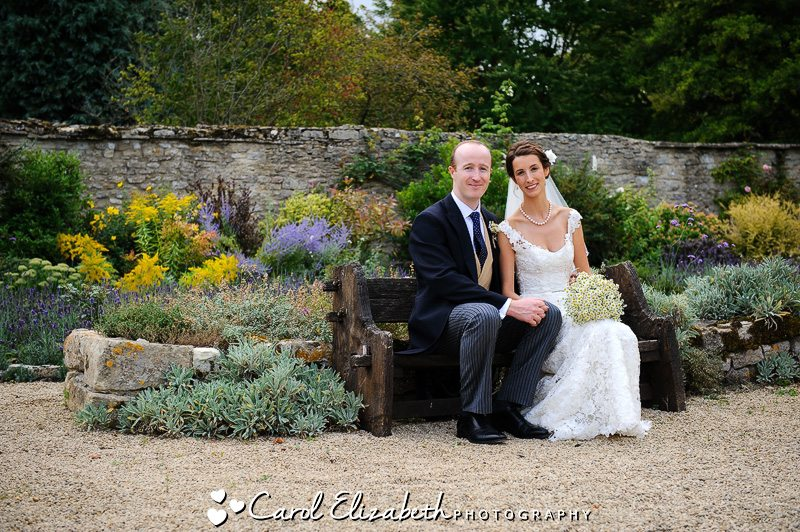 Wedding photographer Caswell House in Oxfordshire