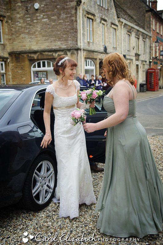 Lechlade church wedding photographers