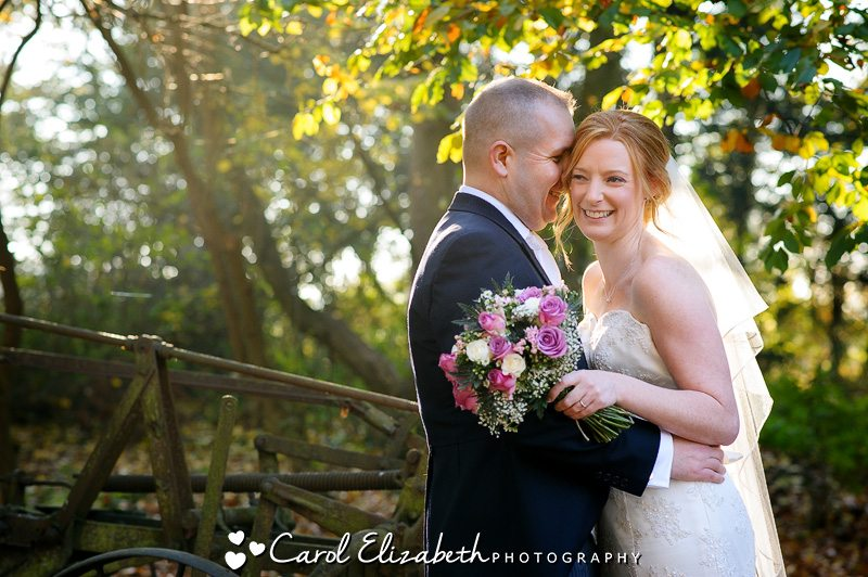 Autumn weddings in Oxford by Carol Elizabeth Photography