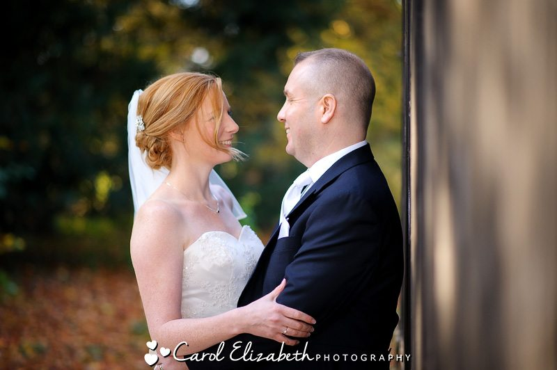 Wedding photos at Lains Barn by Carol Elizabeth Photography