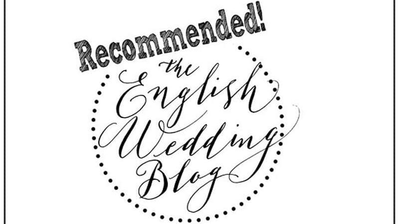Carol Elizabeth Photography on The English Wedding Blog