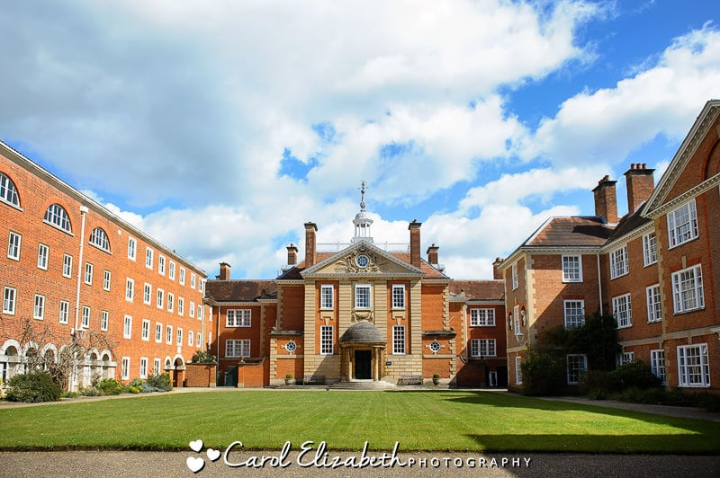 Lady Margaret Hall in Oxford