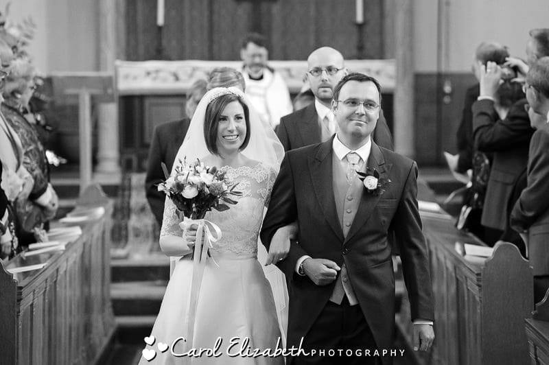 Professional wedding photographer in Oxford