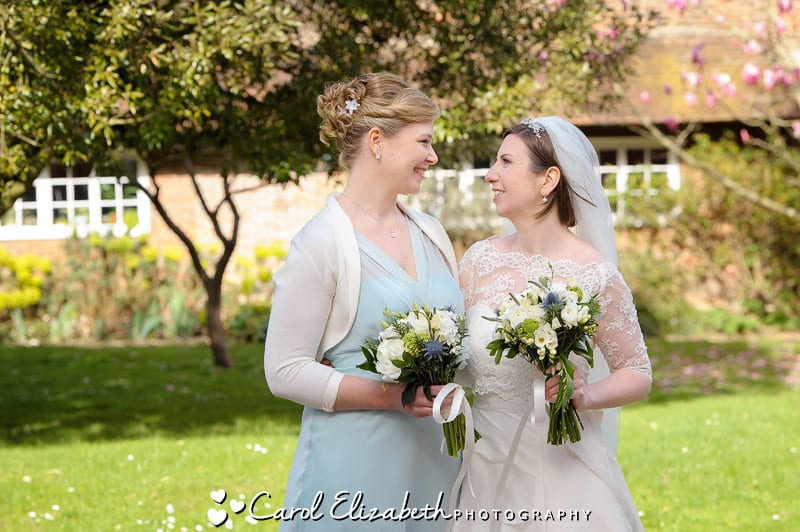 Relaxed wedding photos in Oxford