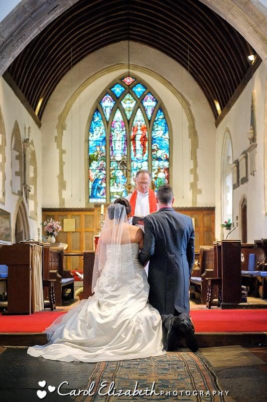 Oxford church weddings
